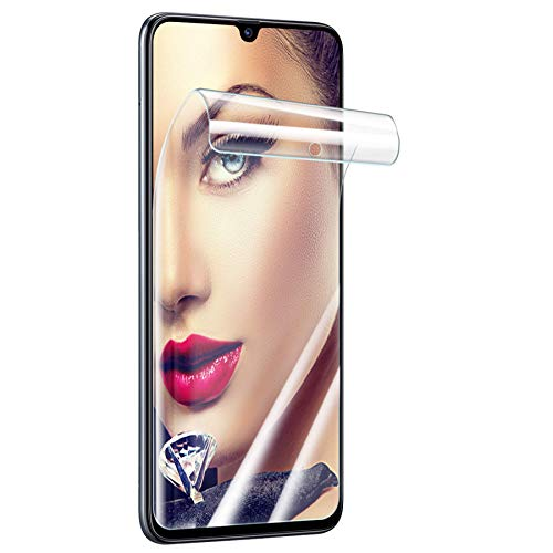 mtb more energy® Schutzfolie 3D Hydrogel für Samsung Galaxy A41 (A415, 6.1'') - Kratzschutz - perfekt für gewölbte Bildschirms - Flexible Soft TPU Folie
