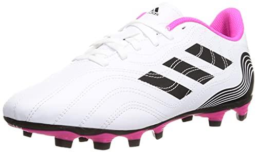 adidas Copa Sense.4 FxG, Zapatillas de fútbol Hombre, FTWBLA/NEGBÁS/ROSSHO, 44 EU