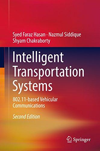 Intelligent Transportation Systems: 802.11-based Vehicular Communications (English Edition)