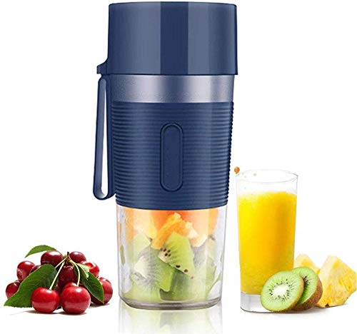 asdasd Portable Juice Cup Mini Personal Juicer USB Charging Mixer for Milkshakes And Smoothies IP68 Waterproof BPA-Free Suitable for Family Outdoor Travel Office
