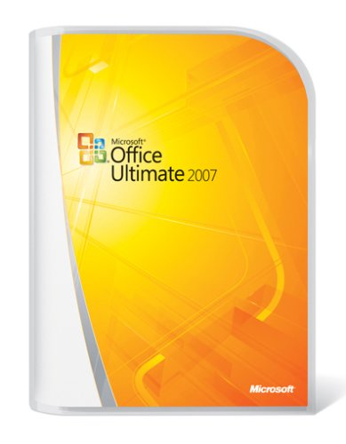 Microsoft Office Ultimate 2007 deutsch [Import allemand]