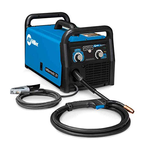 Millermatic 211 MIG Welder - Best Professional