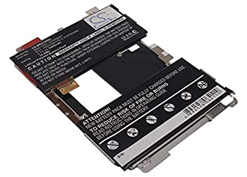 VINTRONS 5400mAh Battery for BlackBerry Playbook 32GB Playbook 64GB,