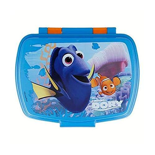 Générique - Boite a gouter Le Monde DE Dory Nemo avec Compartiment - Goûter Enfant École Rentrée - 750