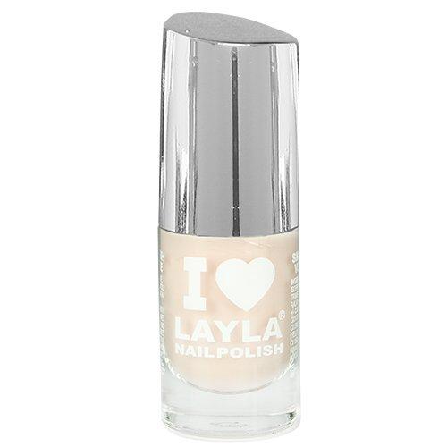 Layla Cosmetics I Love Layla Nagellack - pinky, 1er pack (1 x 0.005 l)