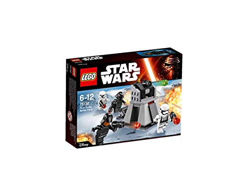 LEGO-Star Wars Battle Pack Primo Ordine, Colore Non specificato, 75132
