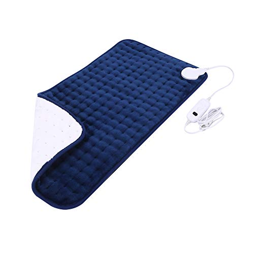 Heating Pad (33' x 17') XXX-Large Heating Pads for Back Pain Cramps...