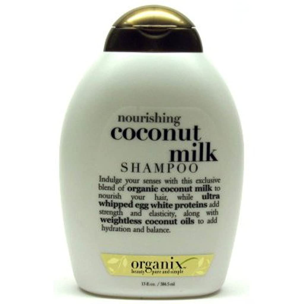 無一文カウボーイ気づくなる髪いきいきココナッツミルクシャンプー 384ml (並行輸入品)