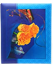 Natraj Leepakshi Enterprises 4 x 6 200 Pocket MST Screw Type Memo Moisture-free Album