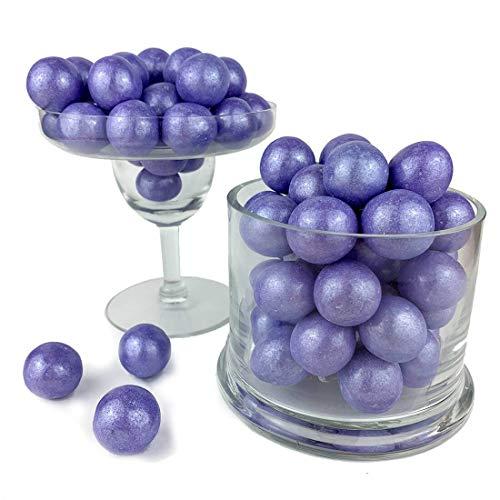Color It Candy Shimmer Lavender Gumballs