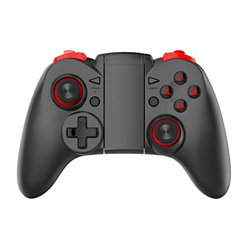 GYNFJK Drahtloser Controller Android6.0 + / iOS11.0 + / PC / PS3-Zubehör Remote-Gamecontroller Drahtloses Bluetooth-Gamepad