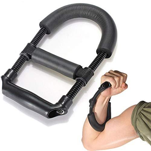 FIT CLG Griff-Power-Handgelenk-Unterarm-Handgriff-Trainingsgerät Krafttraining-Gerät Fitness Muscular Stärke Kraft Fitnessgeräte