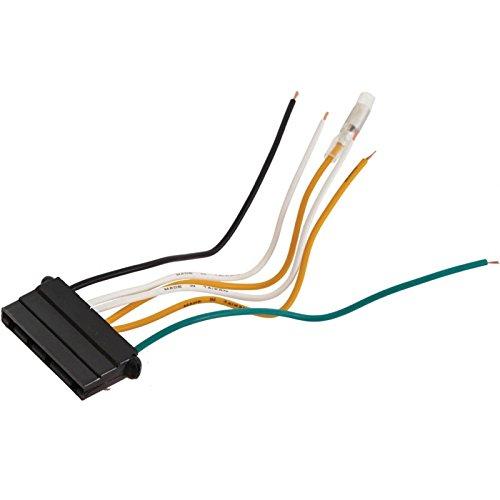 MACs Auto Parts 51-37136 Voltage Regulator Plug & Wires