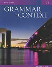 Grammar in Context 3B, 5th Edition