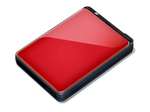 Buffalo MiniStation Plus 500GB USB 3.0 Shockproof Portable Hard Drive -