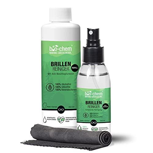 bio-chem CLEANTEC bio-chem Brillenreiniger-Spray mit Anti-Beschlag Funktion Bild
