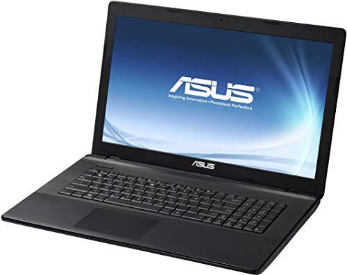 Asus F75A-TY133D 43,9 cm (17,3 Zoll) Notebook (Intel Pentium 2020M, 2,4GHz, 4GB RAM, 500GB HDD, Intel HD 4000, DOS) schwarz (Generalüberholt)