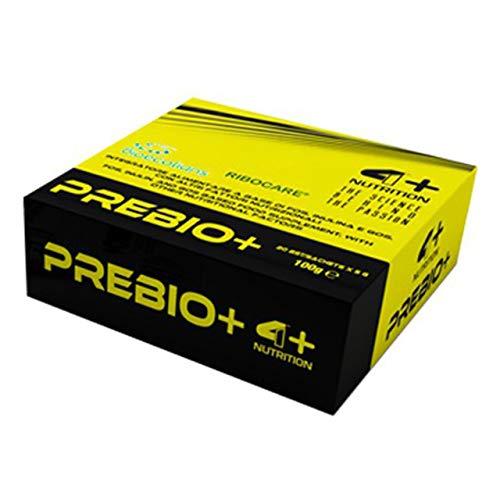 4 Sport Nutrition Prebio+ Package of 1 x 20 Sachets – Prebiotics – Inulin and FOS