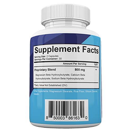 Instant Keto - Advanced Weight Loss with Metabolic Ketosis Support - 800MG - 180 Pills - 90 Day Supply 3