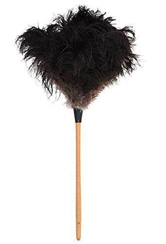 "Dusters Killer Ostrich Feather Dusters, MB01, 16"" L, Small"