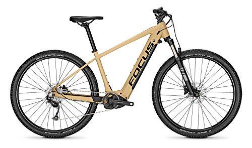 Focus Jarifa² 6.6 Nine Bosch Touren & Sport Elektro Mountain Bike 2020 (L/48cm, Sandbrown)