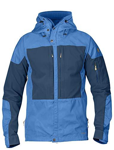 Fjällräven Herren Keb Jacket Outdoorjacke, UN Blue, XL