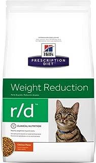 Hill's Prescription Diet r/d Feline Weight Loss Low Calorie Formula 4lb
