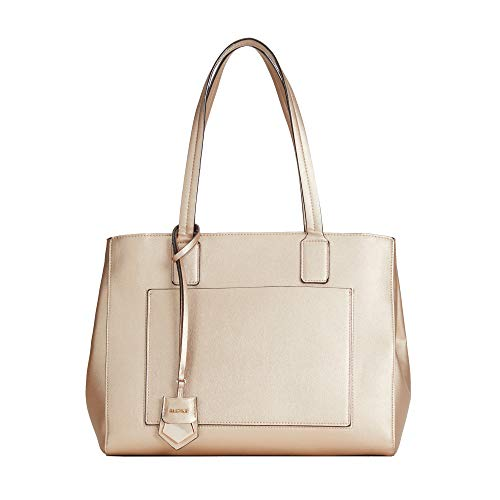 Parfois - Bolso Shopper Fanoos - Mujeres - Tallas L - Bronze