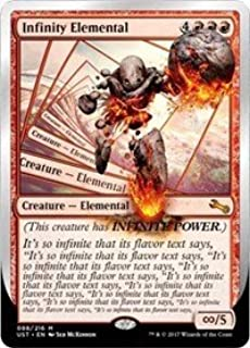 Wizards of the Coast Infinity Elemental - Unstable