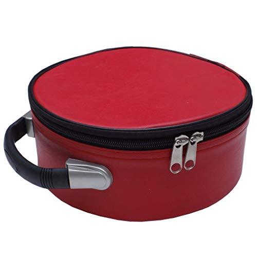 Bricks Masons Masonic Hat/Cap Case Red