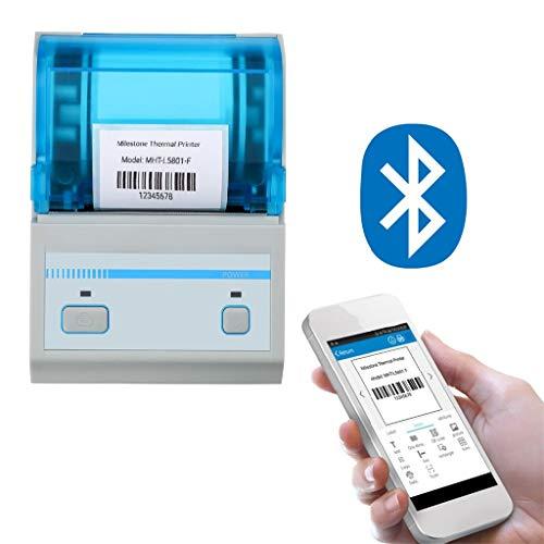 Hörsein Barcode-Drucker Thermo Selbstklebende Etikettiermaschine Preis QR Code Etikettendrucker