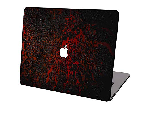 Laptop Case for New MacBook Pro 13 inch A2338/A2289/A2251/A2159/A1989/A1706/A1708,Neo-wows Plastic Ultra Slim Light Hard Shell Cover Compatible MacBook Pro 13 inch,Red series 0861