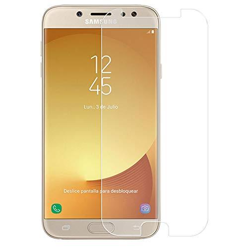 OcioDual 2X Protectores de Pantalla de Cristal Templado Premium para Samsung Galaxy...
