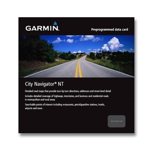 Garmin City Navigator Australia & New Zealand NT mappa per navigatore