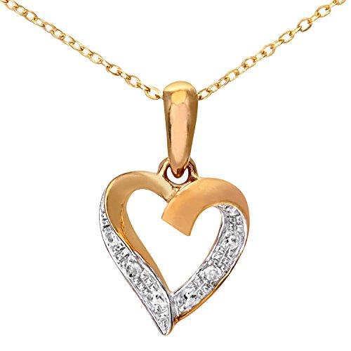 Naava Collar para Mujer de Oro Amarillo 9K...