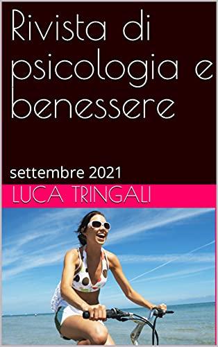 Rivista di psicologia e benessere: settembre 2021