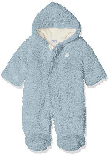 Absorba 7P46001-RA Pilote Combinaison de Ski, Bleu (Blue Grey 42), 6-9 Mois (Taille Fabricant:6M) Mixte bébé