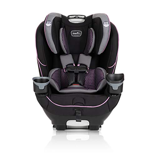 Evenflo Everyfit 4 In 1 Convertible Car Seat, Augusta