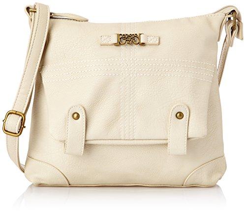 Le Temps des Cerises Loop 7, Damen Tasche, Beige (beige 5b25), One Size