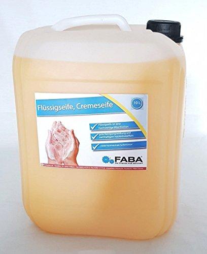Flüssigseife Cremeseife Handseife 2x10 L in Kanistern 20 Liter
