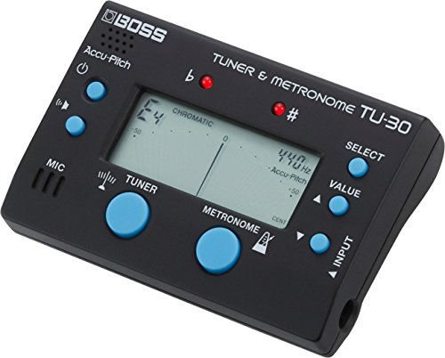 BOSS/TU-30Tuner&Metronome