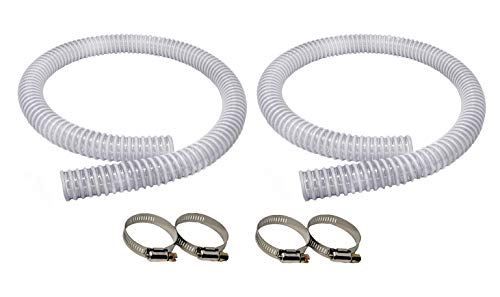 """59/"""" Swimming Pool Replacement Premium Hose Pump Hose for Above Ground Pool 1.25/"""""""