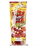 Ikari Mostaza Tonkatsu Sauce 300g - Disfruta del sabor dulce y salado de esta salsa que se puede utilizar en una variedad de platos.