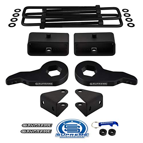 04 2500hd lift kit - 3