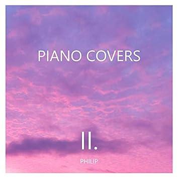 Piano Covers II.