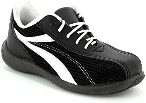 Générique Chaussures de SECURITE Femme Maya Noir-Blanc S24