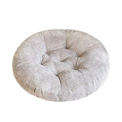 Cojín tridimensional, futón del suelo, cojín de la ventana de la bahía, cojín de la silla del comedor, cojín del asiento del yoga, banco del estudiante del tatami, cojín tridimensional de la pana