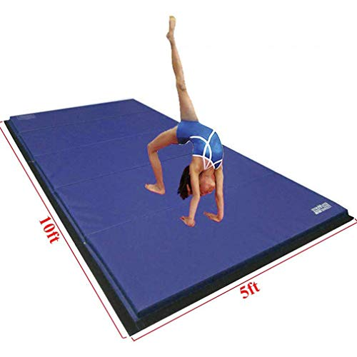 gymmatsdirect Gymnastics Mat Folding Tumbling Exercise Mat