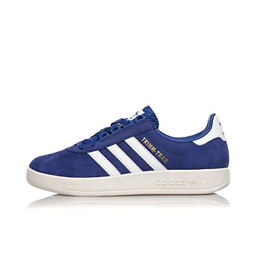 Adidas TRIMM TRAB, Zapatos de Escalada para Hombre, Multicolor (Azuact/Ftwbla/Dormet 000), 39 1/3 EU