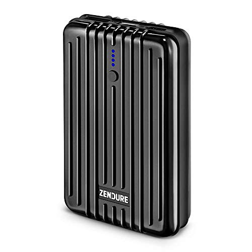 super holiday deals on zendure power banks and chargers A3PD Portable Charger 10000mAh, (Durable) (PD & QC 3.0) Zendure USB-C Portable Power Bank with Dual USB Output (3A), Compact External Battery Charger for iPhone, iPad, Nintendo Switch, Samsung - Black